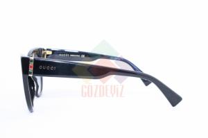 GG 0460S 001 - GUCCİ 0460S SİYAH